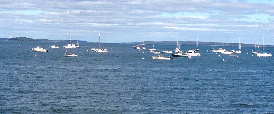 Portland, Maine - where I live and co-founded CashStar